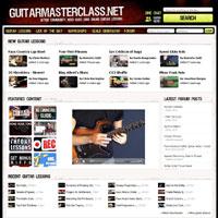Guitar Masterclass image
